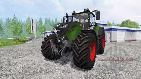 Fendt 1050 Vario v1.2 für Farming Simulator 2015