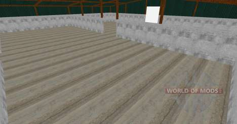 Warehouse grains für Farming Simulator 2015