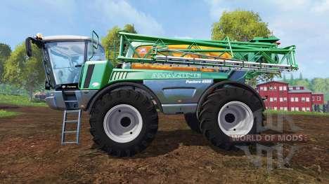 Amazone Pantera 4502 pour Farming Simulator 2015