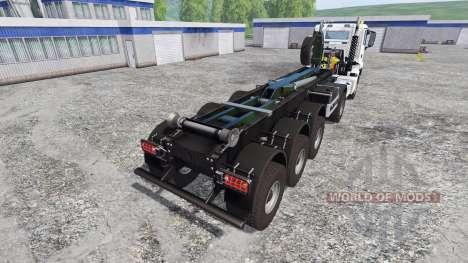 MAN TGS pour Farming Simulator 2015