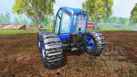 Geotrupidae v2.1 für Farming Simulator 2015