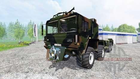 MAN KAT I für Farming Simulator 2015