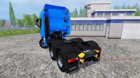 Iveco Stralis Hi-Way für Farming Simulator 2015