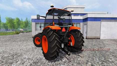 Kubota M135GX für Farming Simulator 2015