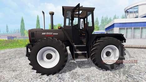 Mercedes-Benz Trac 1800 Intercooler [black] für Farming Simulator 2015