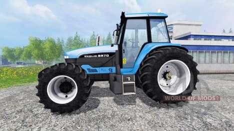 New Holland 8970 v2.0 für Farming Simulator 2015