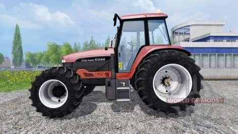 Fiat G240 v2.0 für Farming Simulator 2015