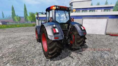 Fendt 936 Vario [wolf edition] pour Farming Simulator 2015