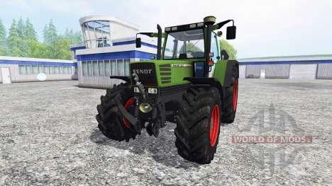 Fendt Favorit 515C [washable] pour Farming Simulator 2015