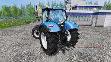 New Holland TD65D für Farming Simulator 2015