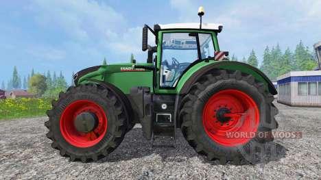 Fendt 1050 Vario v1.1 für Farming Simulator 2015