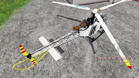 Sud-Aviation Alouette II pour Farming Simulator 2015
