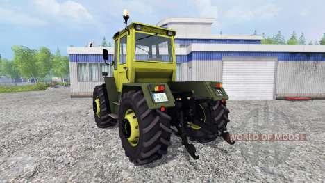 Mercedes-Benz Trac 900 Turbo für Farming Simulator 2015