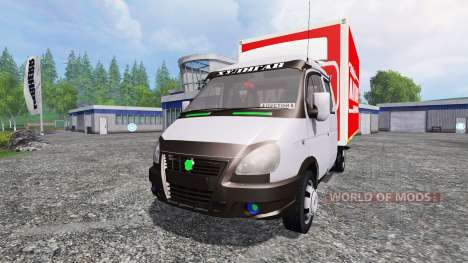 GAZ-3310 Valday pour Farming Simulator 2015