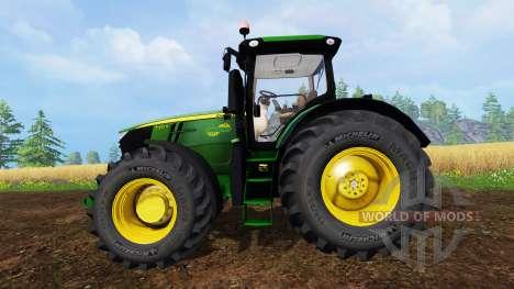 John Deere 7310R für Farming Simulator 2015