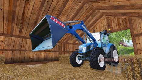Universal bucket Stoll für Farming Simulator 2015