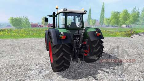 Fendt Favorit 816 pour Farming Simulator 2015