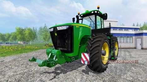 John Deere 9560R v1.1 pour Farming Simulator 2015