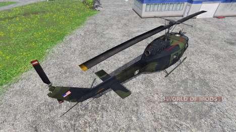 Bell UH-1D [U.S. Army] für Farming Simulator 2015