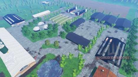 OzzyFarm pour Farming Simulator 2015