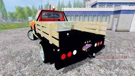 Dodge W350 v2.0 für Farming Simulator 2015