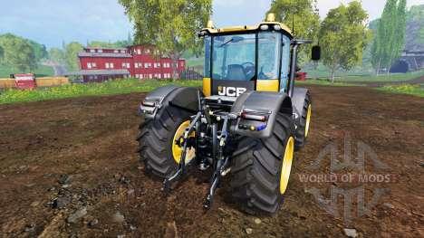 JCB 4220 v2.1 pour Farming Simulator 2015