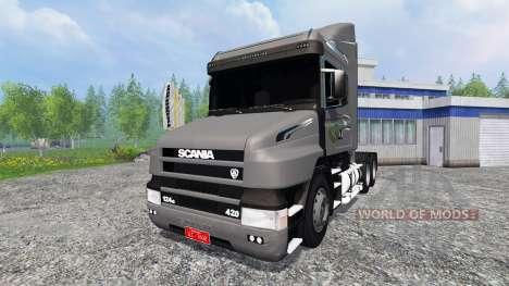 Scania 124G für Farming Simulator 2015