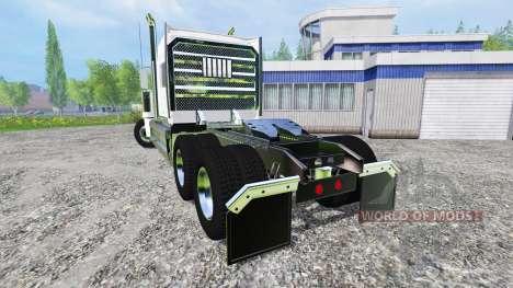International LoneStar pour Farming Simulator 2015