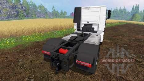 Iveco Stralis V8 LowCab v1.1 für Farming Simulator 2015
