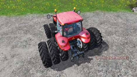Case IH Magnum CVT 380 [wolf edition] pour Farming Simulator 2015