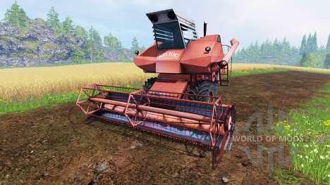 SK-6 Kolos pour Farming Simulator 2015