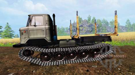 GAZ-66 [crawler] für Farming Simulator 2015