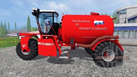 Vervaet Hydro Trike pour Farming Simulator 2015