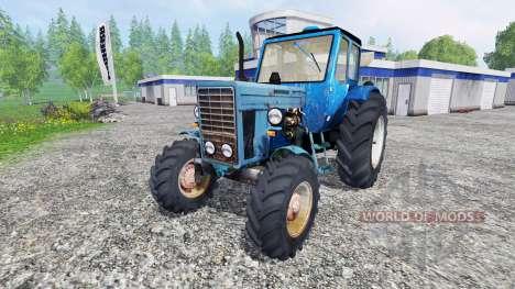 MTZ-52Л pour Farming Simulator 2015