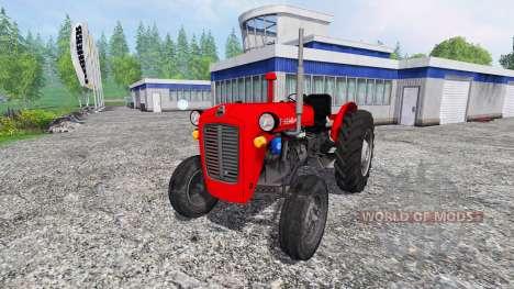 IMT 533 DeLuxe für Farming Simulator 2015