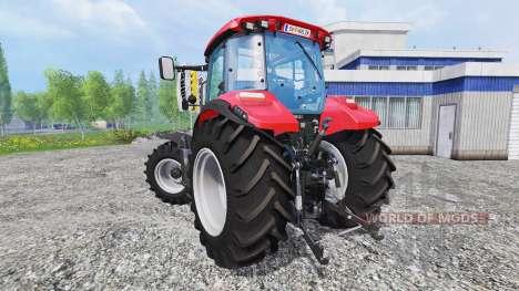 Case IH Farmall 105 U Pro pour Farming Simulator 2015