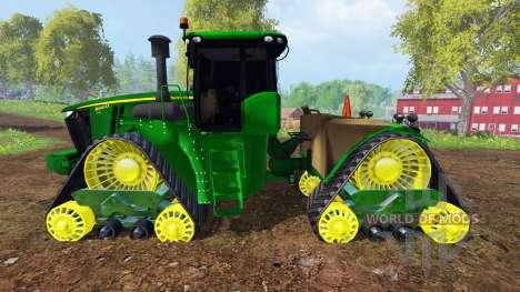 John Deere 9620RX v2.0 pour Farming Simulator 2015