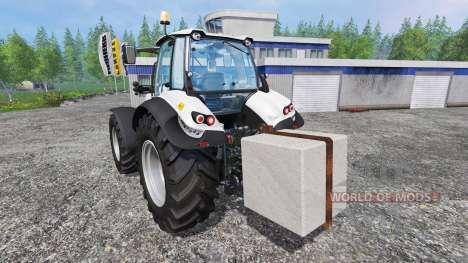 Beton-Gegengewicht für Farming Simulator 2015