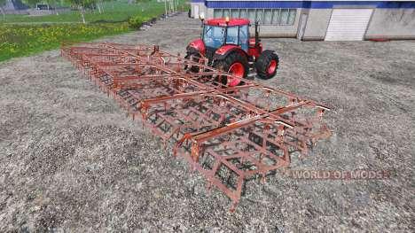 Fortschritt B407 pour Farming Simulator 2015
