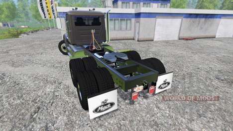 Mack Granite pour Farming Simulator 2015
