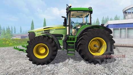 John Deere 7920 pour Farming Simulator 2015