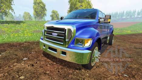Ford F-650 für Farming Simulator 2015