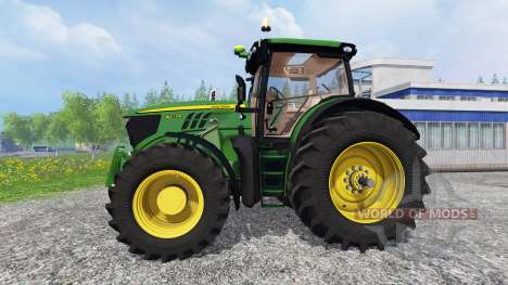 John Deere 6210R für Farming Simulator 2015