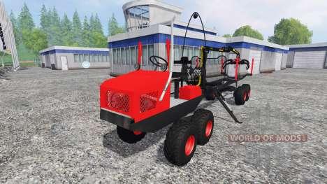 Alstor 8x8 für Farming Simulator 2015