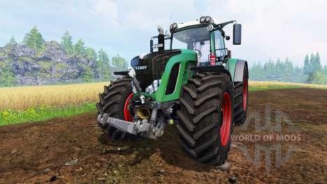 Fendt 936 Vario [pack] v2.1 pour Farming Simulator 2015