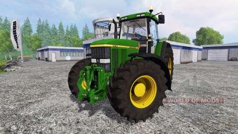 John Deere 7810 [washable] pour Farming Simulator 2015