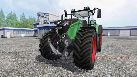 Fendt 1050 Vario pour Farming Simulator 2015