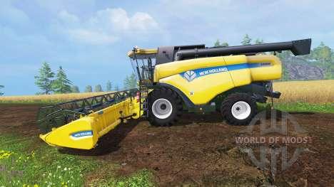 New Holland CX8090 pour Farming Simulator 2015
