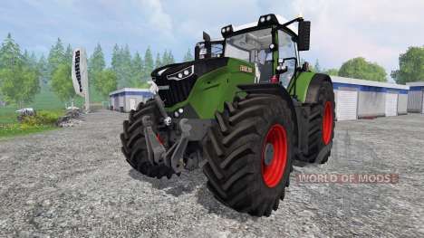 Fendt 1050 Vario [washable] v1.1 pour Farming Simulator 2015