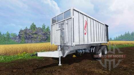 Fliegl TMK 266 v1.5 pour Farming Simulator 2015